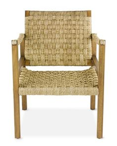 Andros Rope Chair #williamssonoma