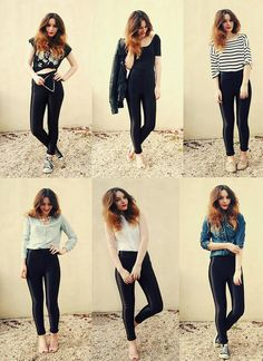 How to Wear Disco Pants – Fashion Blogger Edition