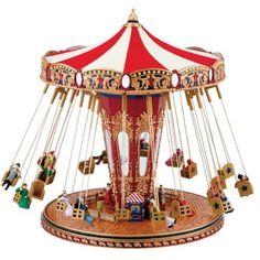 World's Fair Swing Carousel Music Box — Maxwell's Daily Find 12.24.14