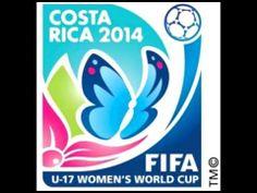 """""""Pasión Total"""" Tema oficial de la Copa Mundial Femenina Sub 17 Costa Ric..."""