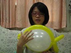 aCARD造型氣球教學 魚