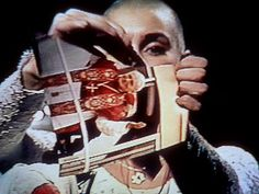 """On October 3, 1992, Sinead O'Connor appeared on SNL. She sang Bob Marley's """"War""""and changed the lyric """"racism"""" to """"child abuse"""" to protest sexual abuse in the Catholic Church. She tore up a photo of Pope John Paul II and tossed the pieces into the camera. The resulting outrage over this insightful act of courage all but destroyed her career. 21 years and 3 popes later the Church's sexual abuse crimes and cover-ups are still coming to light on a scale that staggers the imagination."""
