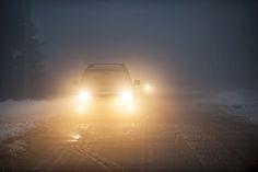 Bí quyết lái xe an toàn trong điều kiện sương mù 2