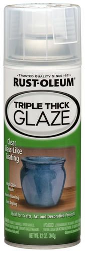 Rust-Oleum Triple Thick Clear Spray at Menards