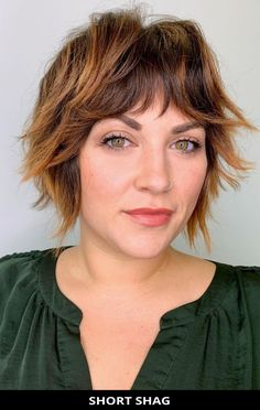 You've gotta try this outstanding short shag that's totally trending this year! Now, click here to see the 27 most stylish short shag hairstyles & haircuts for a striking new look. // Photo Credit: @lcs.hairdesign on Instagram Short Shag Hairstyles, Latest Hairstyles, Hairstyles Haircuts, Shaggy, Photo Credit, New Look, Wigs, Hair Cuts, Chic