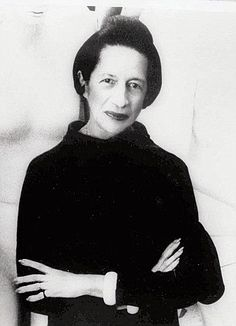 Diana Vreeland - One of the most influential fashion icons in the world and one of my favorite people from New York.