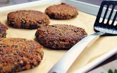Black Bean and Basil Burger [Vegan, Gluten-Free] | One Green Planet