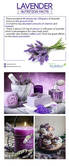 Lavender (Lavandula) is an easy to grow, evergreen shrub that produces masses of beautifully scented flowers above green or silvery-grey foliage.The health benefits of lavender essential oil include its ability to eliminate nervous tension, relieve pain, disinfect the scalp and skin, enhance blood circulation ...