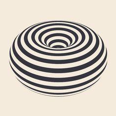"""Intitulado """"Fractal Experience – Part 2"""", a série de gifs do artista sueco Erik Söderbergé a sequência deuma série prévia feita apenas com imagensestáticas, que demonstravam a relação entregeometria e a natureza do ser humano. Agora com um elemento adicional:o espaço-tempo. Trilha sonora sugerida: Mescalines           (...)"""