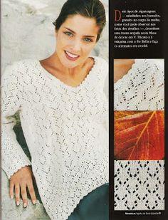Tricotando com a Carla: Revista de Trico Moda Inverno