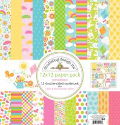 Doodlebug Design Inc Blog: Doodlebug's 2014 CHA Winter Release