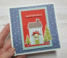 Carussell Crafts: Heart of Christmas - October 2020