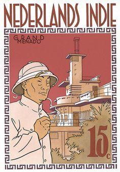 Peter van Dongen, striptekenaar en illustrator. Hij maakt stripboeken - bijvoorbeeld de Rampokan- reeks over de gebeurtenissen aan de vooravond van de politionele acties in Indonesië - en heeft schrijversportretten gemaakt. Ook levert hij regelmatig illustraties aan diverse opdrachtgevers.  Hij tekent in de klare lijn, ook wel Hergé-stijl genoemd. Karakteristiek hieraan zijn onder andere de duidelijke lijnen, de realistische achtergrond en een uniforme, strakke lay-out.