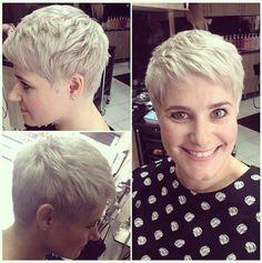 Bekijk hier 10 blonde korte kapsels waar jij op slag verliefd op wordt! - Kapsels voor haar