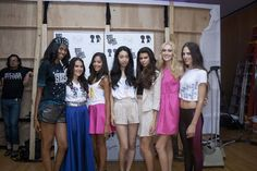 STACY IGEL: Behind the Seams: Just Dance with Boy Meets Girl® NYFW show!