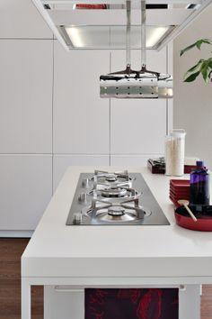 Design Kitchen Corner With Peninsula EL Interiors - Contemporary kitchen with modular work island el_01 by elmar