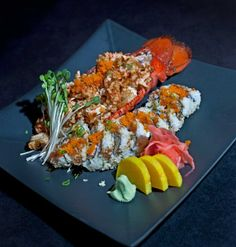 Kampai Sushi Bar & Restaurant - located at 907 Alley A. #ColumbiaMO #dining #Sushi