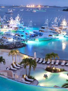 Beautiful Scrub Island Resort – Virgin Islands