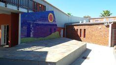 Community ctr, Langa Township.