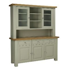 Painted Dresser shown in Sedgewick Paint