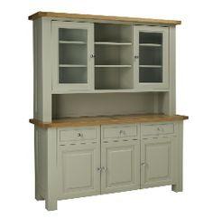 Painted Dresser shown in Sedgewick Paint