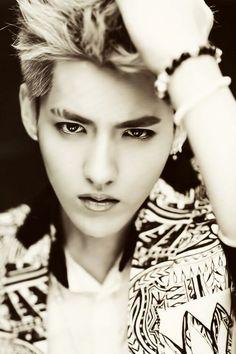 Kris (EXO).                                                                                                                                                                                 Plus