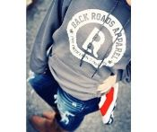 Back Roads Apparel Logo Hoodie - Charcoal/White Clothing Logo, Back Road, Keep Warm, Charcoal, Roads, Hoodies, My Style, Womens Fashion, T Shirt