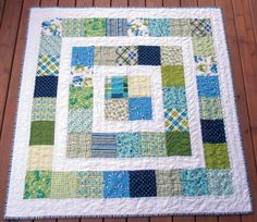 A Quilter's Table: 100 Quilts for Kids Postscript