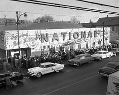 National Tea Co. Grocery Stores - was my first grocery store in Chicago; my first boss in Chicago worked for many years; a new friend I now have also worked there at the same time! Coincidences!