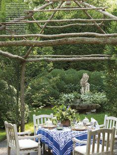 CHARLOTTE MOSS , Landscape design, Lisa Stamm, photographer by Melanie Acevedo