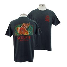 Sculpin IPA Men s T-Shirt Spirit Online 5aba72237