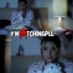 This is me every Tuesday - PLL
