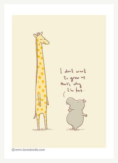 I don't want to grow up by ILoveDoodle, Heng Swee Lim.
