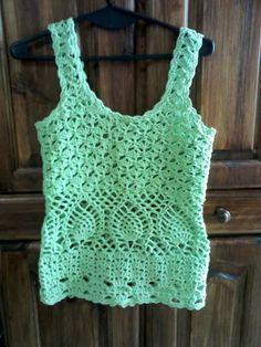 Musculosa crochet