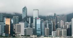 Hong Kong 20 years after the handover in numbers