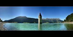 Reschensee, Italy