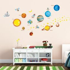 Decowall, DW-1307, Planets in the Space Wall Stickers/Wall decals/Wall tattoos/Wall transfers Decowall http://smile.amazon.com/dp/B00FLWEPPI/ref=cm_sw_r_pi_dp_4yXdub0XT0Y43