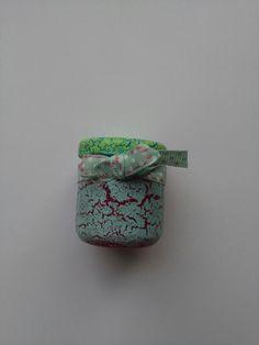 My hand made jar :-D