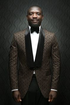Nigerian Menswear Label Kimono Kollection Unveils It's New Collection | FashionGHANA.com: 100% African Fashion