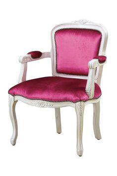lovely chair. to go with my imaginary duncan phyfe which i've recovered in a lime green silk stripe fabric....