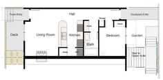 one bedroom South Surrey apartment