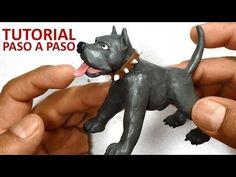 Como hacer un gorila de espalda plateada de plastilina / How to make a silverback gorilla with clay - YouTube