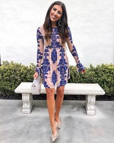 It's almost that time of the year --- wedding season! If you are the guest to one or a few weddings this spring and summer, and are looking for some wedding outfit ideas, then keep on reading. I've rounded up wedding outfit ideas from my favorite bloggers on Instagram. As always, I've made it super easy to shop their l…
