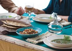 Thou shalt expand your charoseth horizons. | The 10 Commandments Of Cooking For Passover