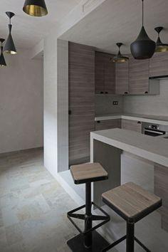smolenka oak tube apartment