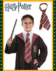 Childrens Harry Potter Costume Tie >>> Visit the image link more details.