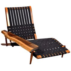 Oh Nakashima!!! -- 1stdibs - Long Chair by George Nakashima explore