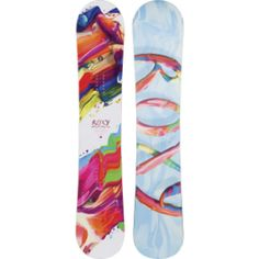 Roxy Ally BTX Snowboard - Women's #outdoor #snowboards #snowboarding #gear | SHOP @ OutdoorSporting.com
