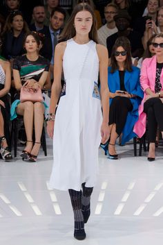 Christian Dior Spring 2015 Ready-to-Wear - Collection - Gallery - Look 7 - Style.com