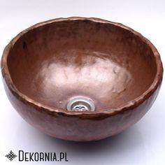 Metalic sink, handmade unusual washstand, unique coppery washbasin #copper #metalic #sink #coppersink #washbasin #handmade #ceramicsink #pottery #umywalka #miedziany #ręcznierobione #ceramika #wzór
